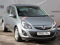 Used Vauxhall Corsa SXi 5dr [AC]