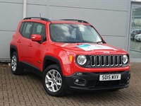 Used Jeep Renegade Multiair Longitude 5dr
