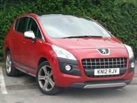 Used Peugeot 3008 e-HDi 112 Allure 5dr EGC