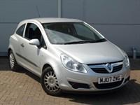 Used Vauxhall Corsa 1.0i 12V Life 3dr