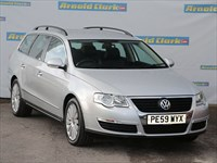 Used VW Passat Highline TDI CR DPF 110 5dr