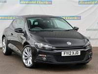 Used VW Scirocco TDi BlueMotion Tech GT 3dr [Nav/Leather]