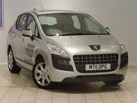 Used Peugeot 3008 HDi 112 Active 5dr EGC