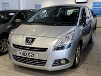 Used Peugeot 5008 e-HDi 112 Active II 5dr EGC