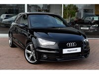 Used Audi A1 TFSI Black Edition (185PS) S Tronic