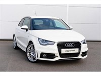 Used Audi A1 T FSI S Line (185PS) Tronic