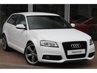 Used Audi A3 TDI Black Edition