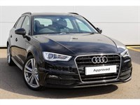 Used Audi A3 TDI (150 PS) S Line