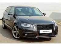 Used Audi A3 TDI (170 PS) Black Edition