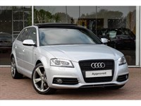 Used Audi A3 T FSI Black Edition