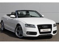 Used Audi A5 TDI quattro S-Line