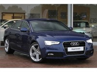 Used Audi A5 TDI (150PS) S-Line