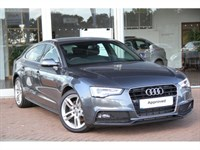 Used Audi A5 TDI (177 PS) S-Line