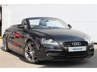 Used Audi TT TDI quattro Black Edition (170PS)