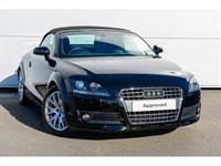 Used Audi TT T FSI