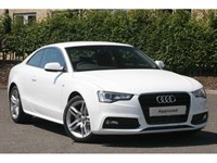 Used Audi A5 TDI S-Line (177ps)