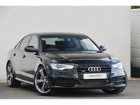 Used Audi A6 TDI quattro Black Edition
