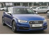 Used Audi S3 T FSI quattro 300 PS