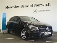 Used Mercedes A180 CDI A-Class BlueEFFICIENCY AMG Sport