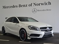 Used Mercedes A45 AMG A-Class 4Matic
