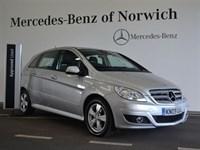 Used Mercedes B180 CDI B CLASS SE