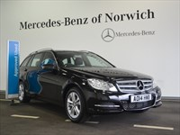 Used Mercedes C200 C-Class CDI Executive SE