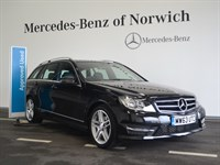 Used Mercedes C220 C-Class CDI AMG Sport Edition