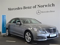 Used Mercedes E220 E-Class CDI BlueEFFICIENCY Executive SE