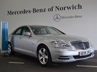 Used Mercedes S350 S-Class CDI BlueEFFICIENCY