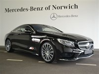 Used Mercedes S500 S CLASS AMG Line