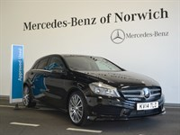 Used Mercedes A-Class A220 CDI BlueEFFICIENCY AMG Sport