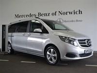 Used Mercedes Viano V250 BlueTEC Extra-Long SE