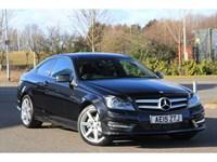 Used Mercedes C250 C CLASS CDI AMG Sport Edition