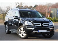 Used Mercedes GL350 GL CLASS CDI BlueEFFICIENCY