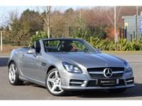 Used Mercedes SLK250 SLK-Class BlueEFFICIENCY