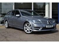Used Mercedes C220 C CLASS CDI BlueEFFICIENCY Sport Edition 125