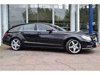 Used Mercedes CLS250 CDI CLS CLASS BlueEFFICIENCY Shooting Brake AMG Sport