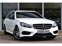 Used Mercedes E220 E CLASS BlueTEC AMG Night Edition