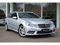 Used Mercedes E350 E CLASS CDI BlueEFFICIENCY Sport Edition 125