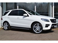 Used Mercedes ML350 M CLASS BlueTEC AMG Line