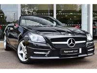 Used Mercedes SLK200 SLK CLASS BlueEFFICIENCY AMG Sport