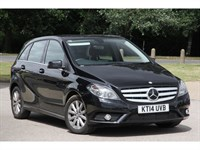 Used Mercedes B180 CDI B CLASS BlueEFFICIENCY SE