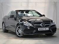 Used Mercedes E220 E CLASS CDI AMG Sport