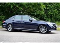 Used Mercedes E220 E CLASS BlueTEC SE