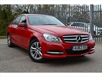 Used Mercedes C180 C-Class Executive SE