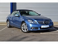 Used Mercedes E220 E-Class CDI BlueEFFICIENCY SE