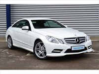 Used Mercedes E220 E-Class CDI BlueEFFICIENCY Coup?? Sport