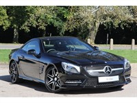 Used Mercedes SL500 SL CLASS AMG Sport