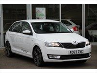 Used Skoda Rapid TSI (105 PS) SE
