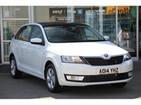 Used Skoda Rapid TSI (105ps) SE